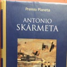 Libros de segunda mano: EL BAILE DE LA VICTORIA. AUTOR: ANTONIO SKÁRMETA. Lote 114254134