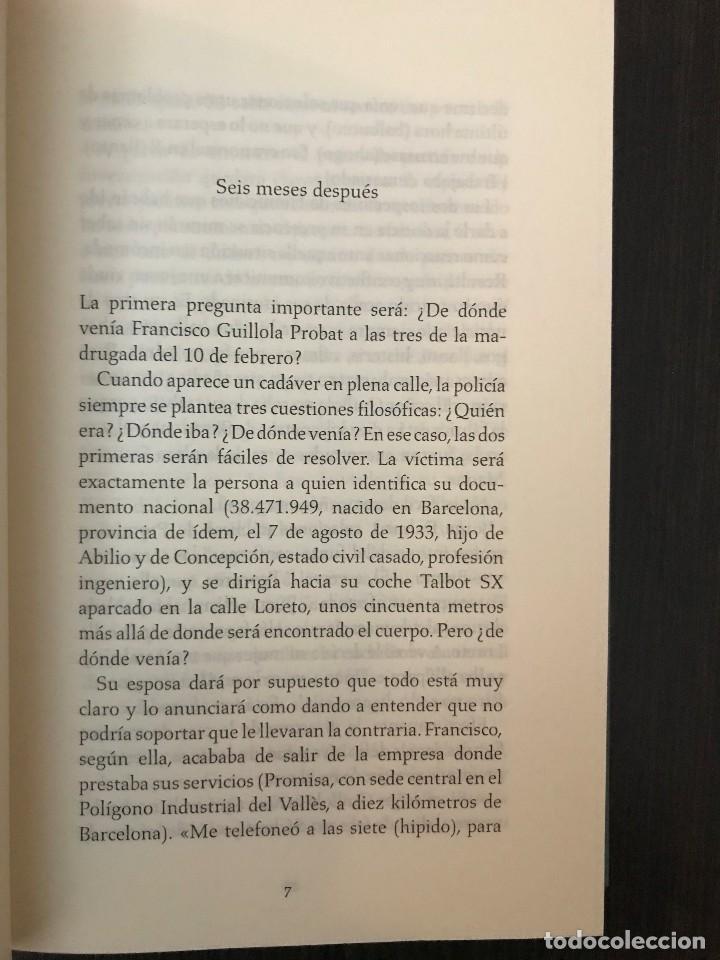 Libros de segunda mano: Por amor al arte. Andreu Martín. Ed. La factoría de ideas. - Foto 4 - 114984659