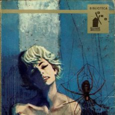 Libros de segunda mano: EL ESPEJO SE RAJÓ DE PARTE A PARTE, POR AGATHA CHRISTIE. AÑO 1963 (14.2). Lote 115283291