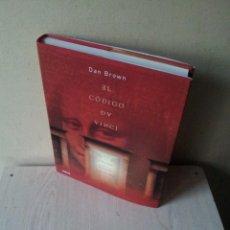 Libros de segunda mano: DAN BROWN - EL CODIGO DA VINCI - EDICION ESPECIAL ILUSTRADA - UMBRIEL 2004. Lote 115564939