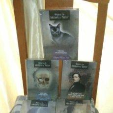Libros de segunda mano: COLECCION 'RELATOS DE MISTERIO Y TERROR'. 5 TOMOS. CLUB INTERNACIONAL DEL LIBRO. Lote 115697423