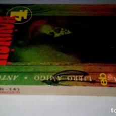 Libros de segunda mano: HORROR SELECCION 4-RECOPILACION KURT SINGER-BRUGERA PRIMERA EDICION 1976-. Lote 116125291
