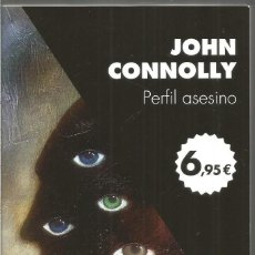 Libros de segunda mano: JOHN CONNOLLY. PERFIL ASESINO. TUSQUETS. Lote 116130275