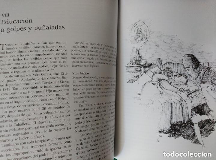 Libros de segunda mano: CRONICA NEGRA DE VALLADOLID - 24 CASOS REALES DE CRIMENES COMETIDOS EN LA CIUDAD Y PROVINCIA - Foto 6 - 116544075