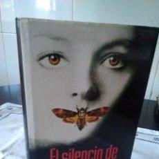 Libros de segunda mano: 119-EL SILENCIO DE LOS CORDEROS, THOMAS HARRIS, 1991. Lote 116729311