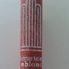 Libros de segunda mano: COLECCION CRISOL.EDIT.AGUILAR.LA MANSION MISTERIOSA,M.LEBLANC. Lote 187185756