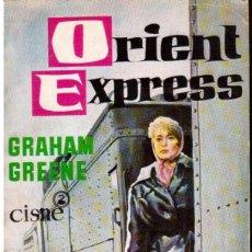 Libros de segunda mano: LIBROS A 1 €. GRAHAM GREENE. ORIENT EXPRESS.. Lote 117455031