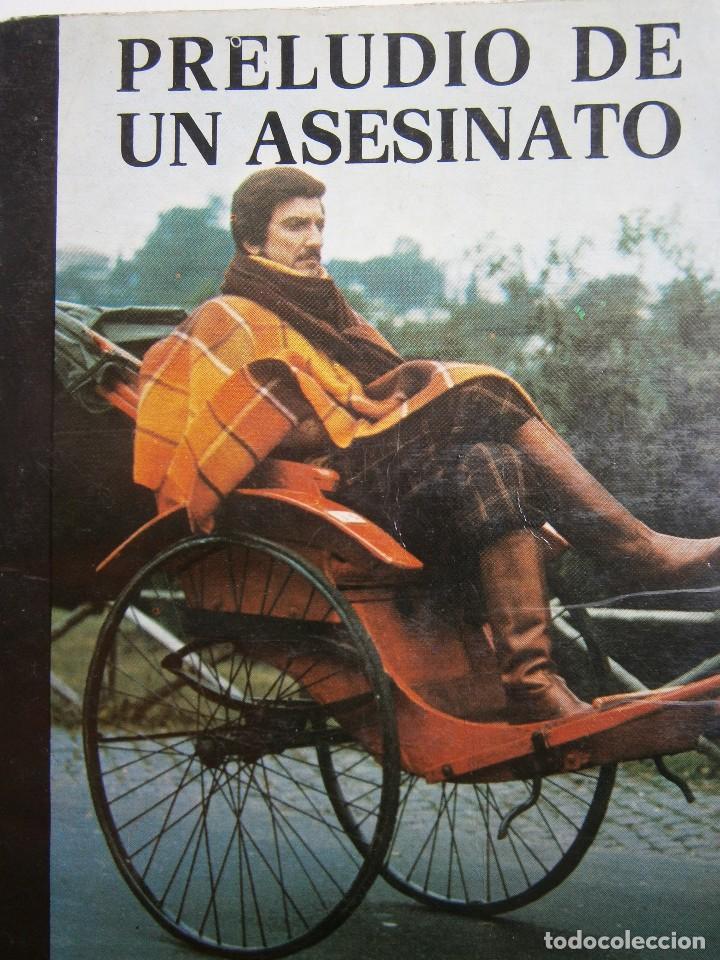 PRELUDIO DE UN ASESINATO FREDERIC DARD 1980 (Libros de segunda mano (posteriores a 1936) - Literatura - Narrativa - Terror, Misterio y Policíaco)