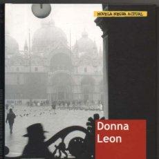 Libros de segunda mano - PIEDRAS ENSANGRENTADAS - DONNA LEON * - 117848079