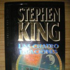 Libros de segunda mano - Las cuatro estaciones (Stephen King) edición íntegra - 117920363