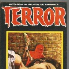 Libros de segunda mano: ANTOLOGIA DE RELATOS DE ESPANTO Y TERROR Nº13 DRONTE. Lote 118560139