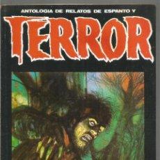 Libros de segunda mano: ANTOLOGIA DE RELATOS DE ESPANTO Y TERROR Nº12 DRONTE. Lote 118560283