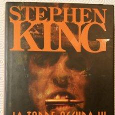 Libros de segunda mano: LA TORRE OSCURA IV: LA BOLA DE CRISTAL DE STEPHEN KING (CON ILUSTRACIONES) . Lote 118798051