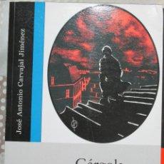 Libros de segunda mano: JOSE ANTONIO CARVAJAL JIMENO, GARGOLA, VAMPIROS LITERATURA. Lote 118928155