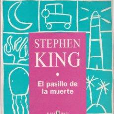 Libros de segunda mano: EL PASILLO DE LA MUERTE. STEPHEN KING. 1977 PLAZA & JANES. Lote 119305719