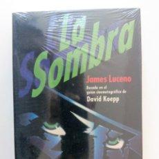 Libros de segunda mano: LA SOMBRA DE JAMES LUCENO BASADA EN EL GUION DE DAVID KOEPP ENVUELTO EN PLASTICO SIN ABRIR. Lote 120448807