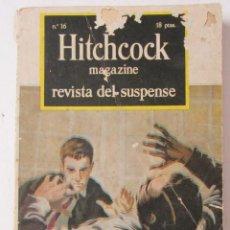 Libros de segunda mano: ALFRED HITCHCOCK MAGAZINE 16 HYMSA 1965. Lote 120512279