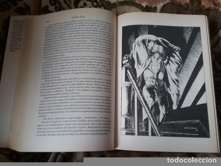 Libros de segunda mano: Lotazo Stephen King: It + Apocalipsis + Rabia + Tommyknockers - Foto 6 - 120635847