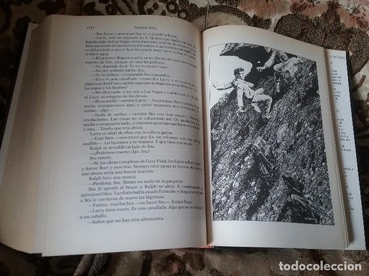 Libros de segunda mano: Lotazo Stephen King: It + Apocalipsis + Rabia + Tommyknockers - Foto 8 - 120635847