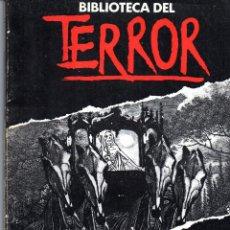 Libros de segunda mano: BIBLIOTECA DEL TERROR Nº 73 EL CARRUAJE DE LA MUERTE J.N. WILLIAMSON 123 PÁGINAS AÑO 1981 FN50. Lote 120977967