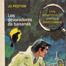 Libros de segunda mano: JO PESTUM 2023 - LOS DEVORADORES DE BANANAS - ES UN LIBRO MAE . Lote 121910923