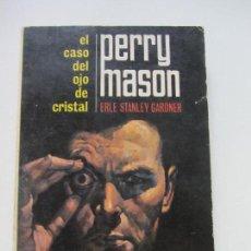 Libros de segunda mano: ERLE STANLEY GARDNER - EL CASO DEL OJO DE CRISTAL - PERRY MASON - MOLINO BIBLIOTECA ORO 1962 CS122. Lote 122098923