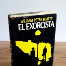 Libros de segunda mano: EL EXORCISTA. BLATTY, WILLIAM PETER. PLAZA & JANÉS. 4 ª ED. 1974. Lote 122309075