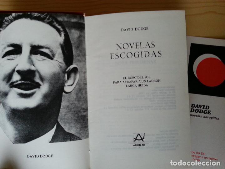 Libros de segunda mano: LOTE NOVELA POLICÍACA AGUILAR: CHRISTIE, DODGE, VAN DINE, PATRICK, SAYERS (CON 4 MARCAPÁGINAS). VER - Foto 5 - 122619527