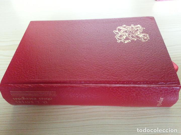 Libros de segunda mano: LOTE NOVELA POLICÍACA AGUILAR: CHRISTIE, DODGE, VAN DINE, PATRICK, SAYERS (CON 4 MARCAPÁGINAS). VER - Foto 9 - 122619527