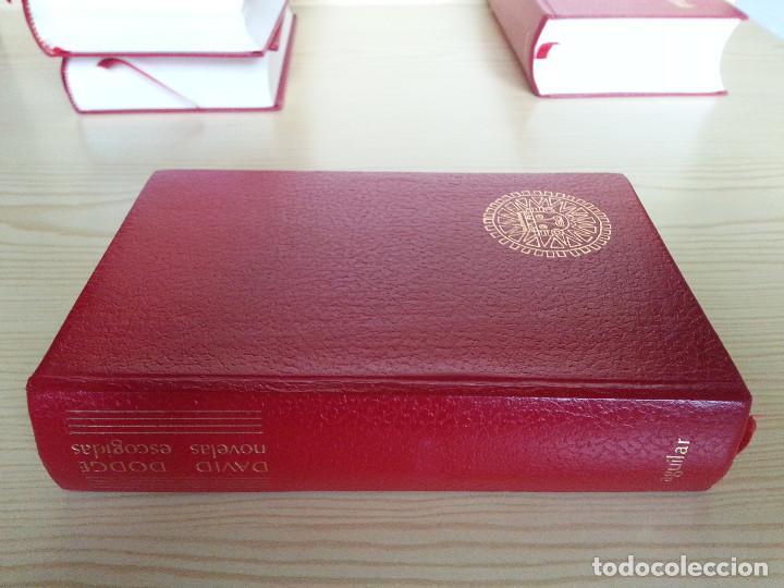 Libros de segunda mano: LOTE NOVELA POLICÍACA AGUILAR: CHRISTIE, DODGE, VAN DINE, PATRICK, SAYERS (CON 4 MARCAPÁGINAS). VER - Foto 12 - 122619527
