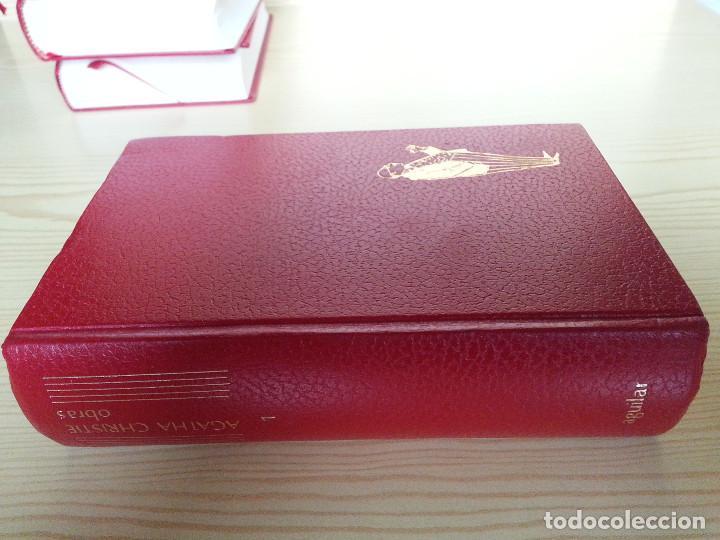 Libros de segunda mano: LOTE NOVELA POLICÍACA AGUILAR: CHRISTIE, DODGE, VAN DINE, PATRICK, SAYERS (CON 4 MARCAPÁGINAS). VER - Foto 13 - 122619527