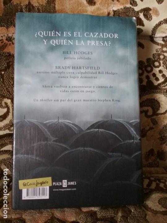Libros de segunda mano: Mr Mercedes, de Stephen King 1a edición. Tapa dura y sobrecubierta. Plaza y Janes, nov 1994. - Foto 3 - 122983751