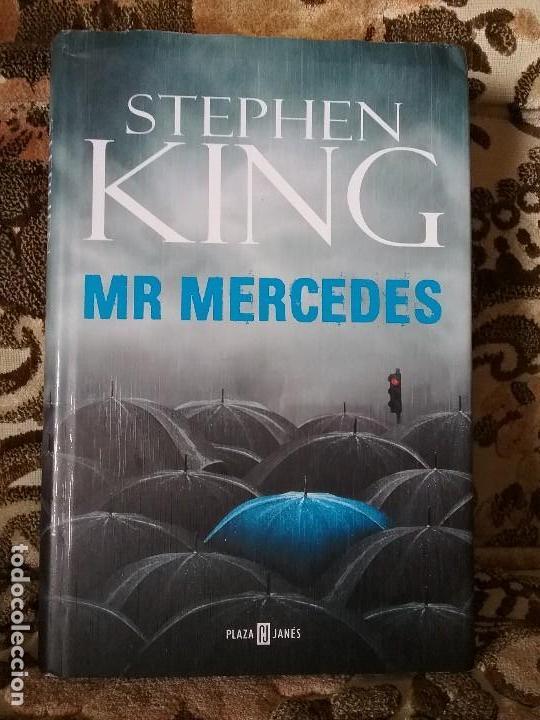 MR MERCEDES, DE STEPHEN KING 1A EDICIÓN. TAPA DURA Y SOBRECUBIERTA. PLAZA Y JANES, NOV 1994. (Libros de segunda mano (posteriores a 1936) - Literatura - Narrativa - Terror, Misterio y Policíaco)