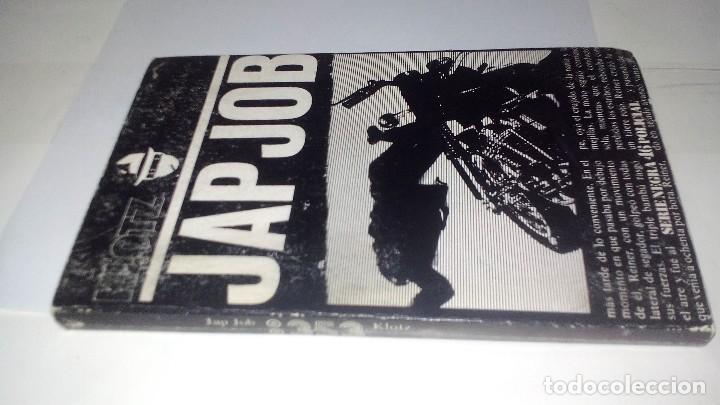 JAP JOB-SERIE NEGRO NUMERO 46-REINER-KLOTZ (Libros de segunda mano (posteriores a 1936) - Literatura - Narrativa - Terror, Misterio y Policíaco)