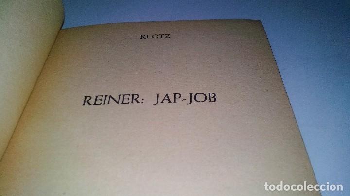 Libros de segunda mano: JAP JOB-Serie Negro numero 46-REINER-KLOTZ - Foto 4 - 123085303