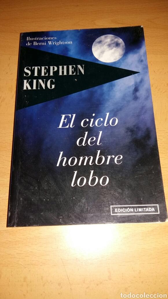 EL CICLO DEL HOMBRE LOBO. STEPHEN KING (Libros de segunda mano (posteriores a 1936) - Literatura - Narrativa - Terror, Misterio y Policíaco)