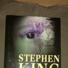 Libros de segunda mano: STEPHEN KING. LA CHICA QUE AMABA A TOM GORDON. Lote 123390766