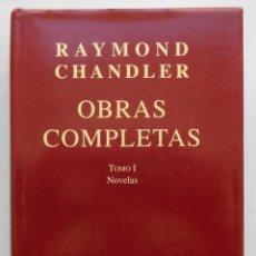 Libros de segunda mano: OBRAS COMPLETAS (VOLUMEN I) - RAYMOND CHANDLER EDITORIAL DEBATE. Lote 124297359