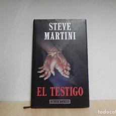 Libros de segunda mano: EL TESTIGO - STEVE MARTINI. CIRCULO DE LECTORES. Lote 124677455