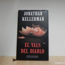 Libros de segunda mano: EL VALS DEL DIABLO - JONATHAN KELLERMAN - TAPA DURA - CIRCULO DE LECTORES . Lote 124677615
