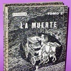 Libros de segunda mano: LA MUERTE O LA VIDA. DOS TOMOS.. Lote 125105099