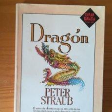 Libros de segunda mano: DRAGON, PETER STRAUB. GRAN PARADA PLAZA & JANES 1983. Lote 125118455