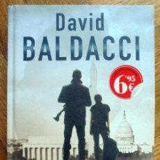 Libros de segunda mano: LOS INOCENTES. DAVID BALDACCI.. Lote 125302911