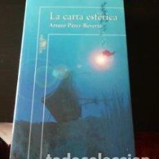 Libros de segunda mano: LA CARTA ESFÉRICA. Lote 125376015