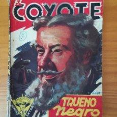 Libros de segunda mano: EL COYOTE NUMERO EXTRA 7 TRUENO NEGRO, J. MALLORQUI. EDICIONES CLIPER EXTRAORDINARIO. Lote 125826739