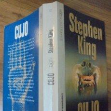 Libros de segunda mano: CUJO STEPHEN KING GRIJALBO MONDATORI SA 1995. Lote 187384311