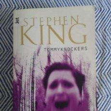 Libros de segunda mano: OBRA DE STEPHEN KING ,TOMMY KNOCKERS ,PLAZA Y JANES ,EDICCION DE BOLSILLO. Lote 126814807