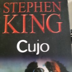 Libros de segunda mano: CUJO STEPHEN KING. Lote 126928183