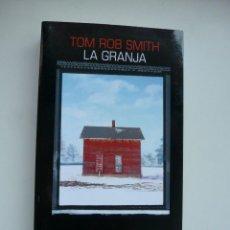 Libros de segunda mano: LA GRANJA. TOM ROB SMITH. EDICIONES SALAMANDRA. PRIMERA EDICIÓN. NUEVO. Lote 127015883