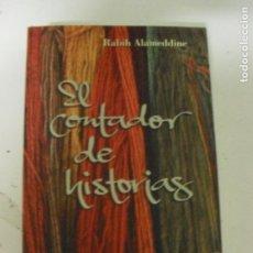 Libros de segunda mano: EL CONTADOR DE HISTORIAS (NARRATIVA) TAPA DURA. Lote 127745535
